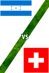 Honduras Vs. Suiza