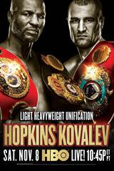 Hopkins vs. Kovalev