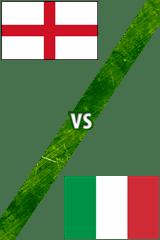 Inglaterra Vs. Italia