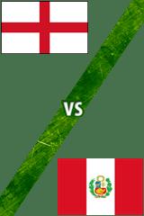 Inglaterra Vs. Perú