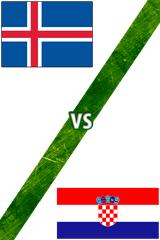 Islandia vs. Croacia