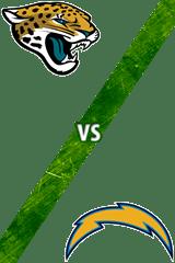 Jaguars vs. Chargers