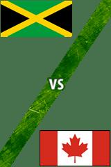 Jamaica vs. Canadá