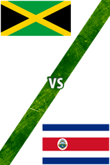 Jamaica vs. Costa Rica