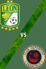 León vs. Veracruz