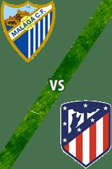 Málaga Vs. Atlético de Madrid