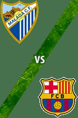 Málaga vs. Barcelona