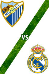 Málaga vs. Real Madrid