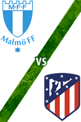 Malmö FF vs. Atlético de Madrid