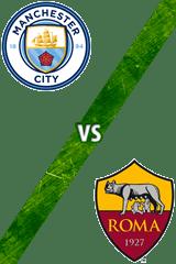 Manchester City vs. Roma
