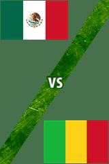 México vs. Mali