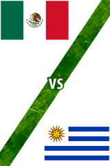 México vs. Uruguay