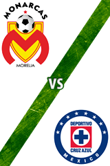 Monarcas Morelia vs. Cruz Azul
