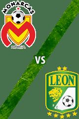 Monarcas Morelia vs. León