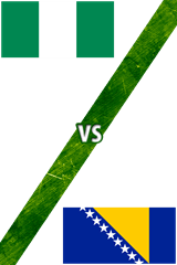 Nigeria Vs. Bosnia-Herzegovina