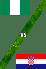 Nigeria vs. Croacia