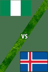 Nigeria vs. Islandia