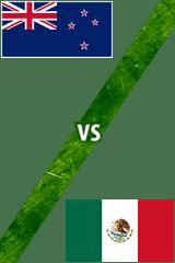 Nueva Zelanda Vs. México