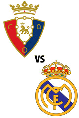 Osasuna Vs. Real Madrid