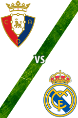 Osasuna Vs. Real Madrid