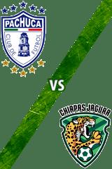 Pachuca vs. Chiapas
