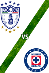 Pachuca vs. Cruz Azul