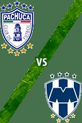 Pachuca vs. Monterrey