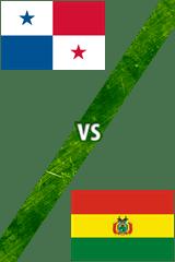 Panamá vs. Bolivia