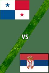 Panamá Vs. Serbia