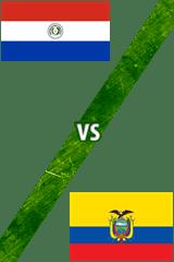 Paraguay vs. Ecuador