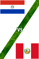 Paraguay vs. Perú