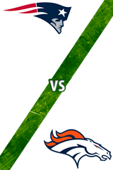Patriots vs. Broncos