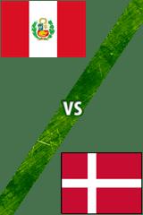 Perú vs. Dinamarca