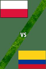 Polonia vs. Colombia