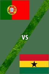 Portugal Vs. Ghana