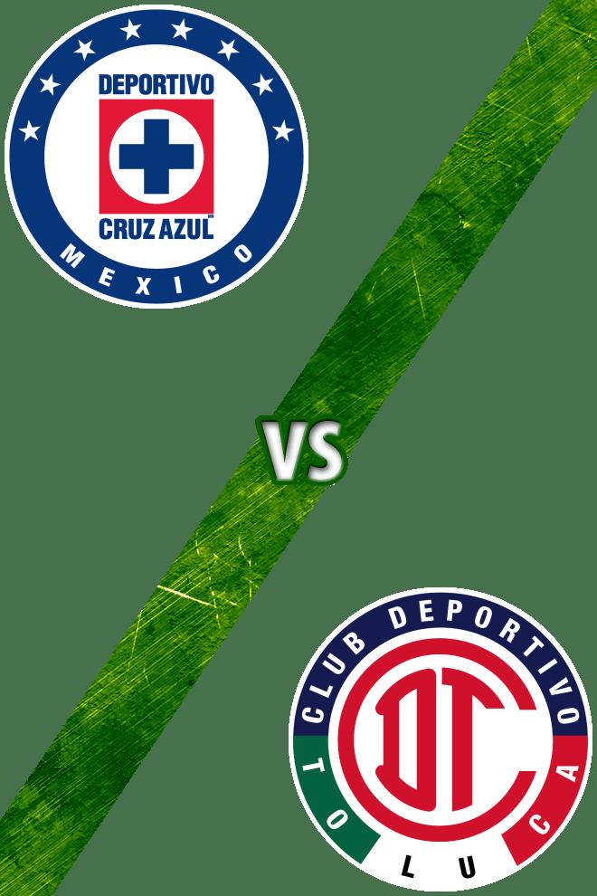 Poster del Deporte: Cruz Azul vs. Toluca