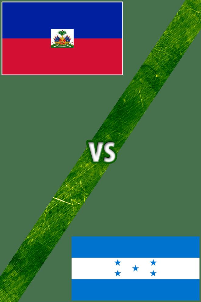 Poster del Deporte: Haití vs. Honduras