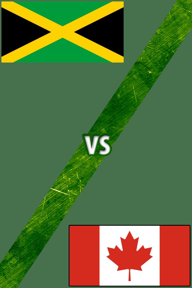 Poster del Deporte: Jamaica vs. Canadá