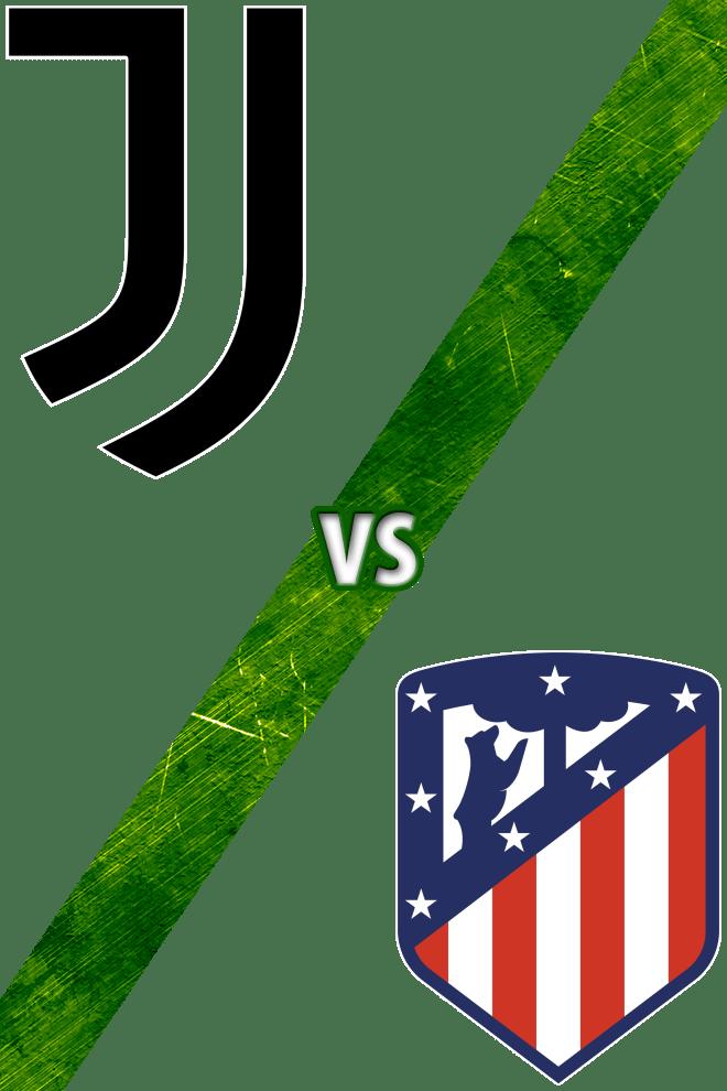 Poster del Deporte: Juventus vs. Atlético de Madrid