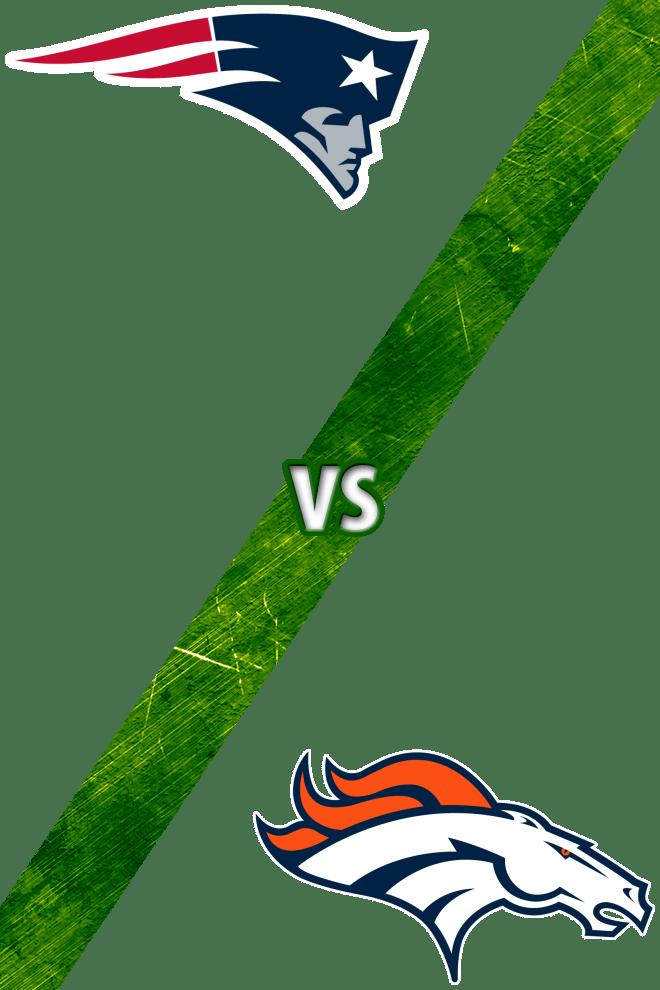 Poster del Deporte: Patriots vs. Broncos