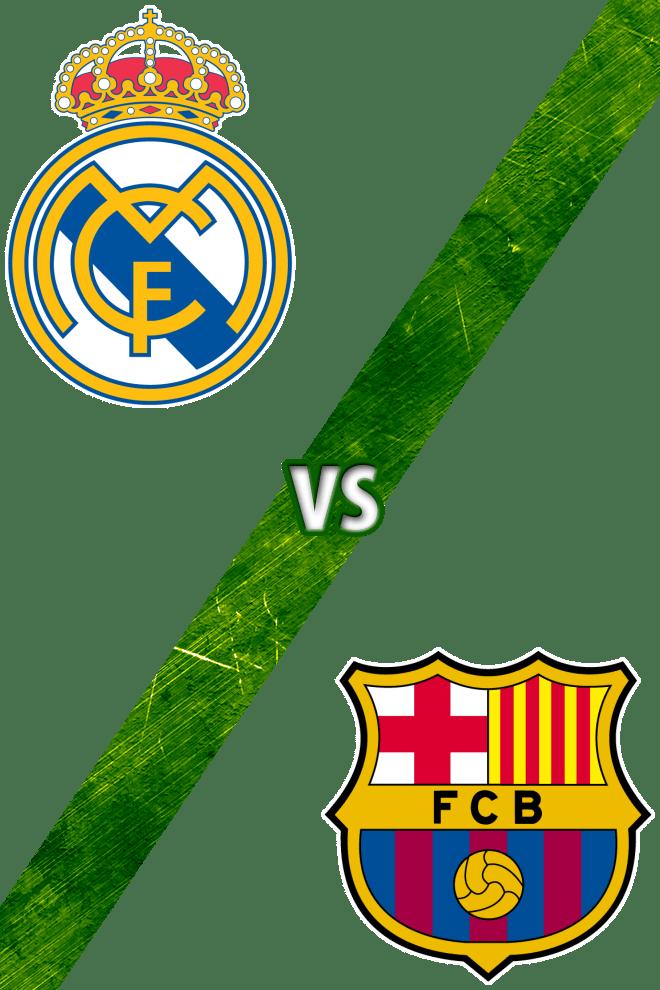 Poster del Deporte: Real Madrid vs. Barcelona