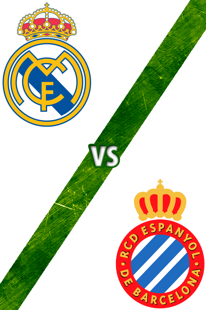 Poster del Deporte: Real Madrid vs. Espanyol