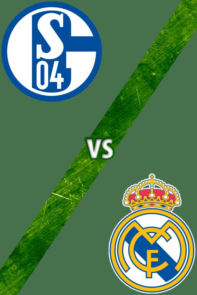 Poster del Deporte: Schalke 04 vs. Real Madrid