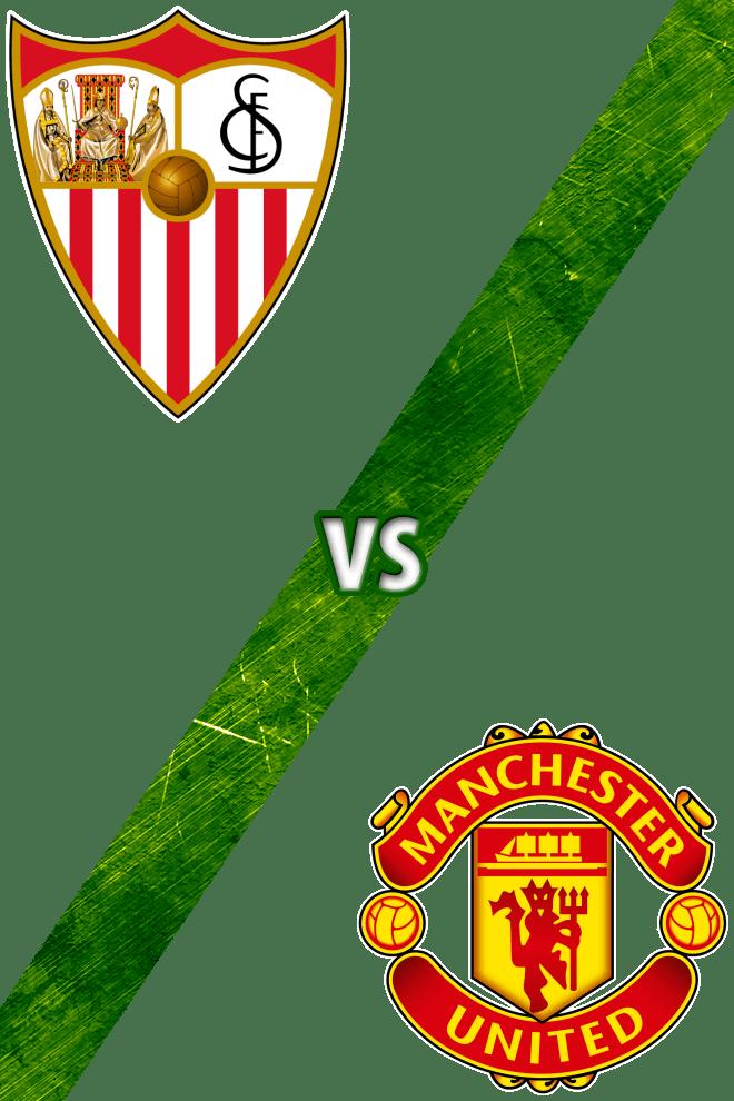 Poster del Deporte: Sevilla vs. Manchester United
