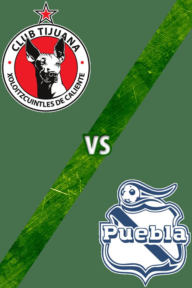 Poster del Deporte: Tijuana vs. Puebla
