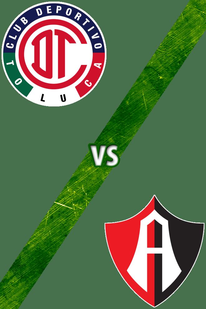 Poster del Deporte: Toluca vs. Atlas