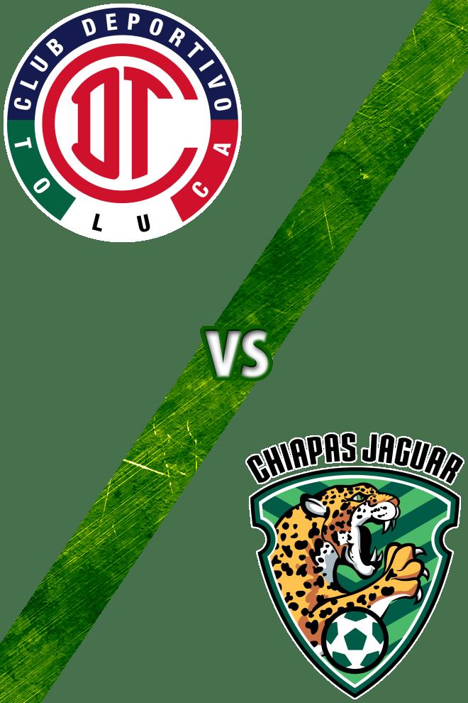 Poster del Deporte: Toluca vs. Chiapas