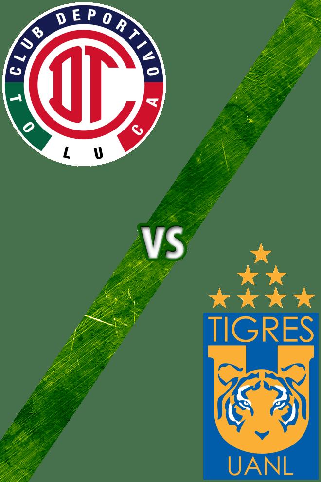 Poster del Deporte: Toluca vs. Tigres