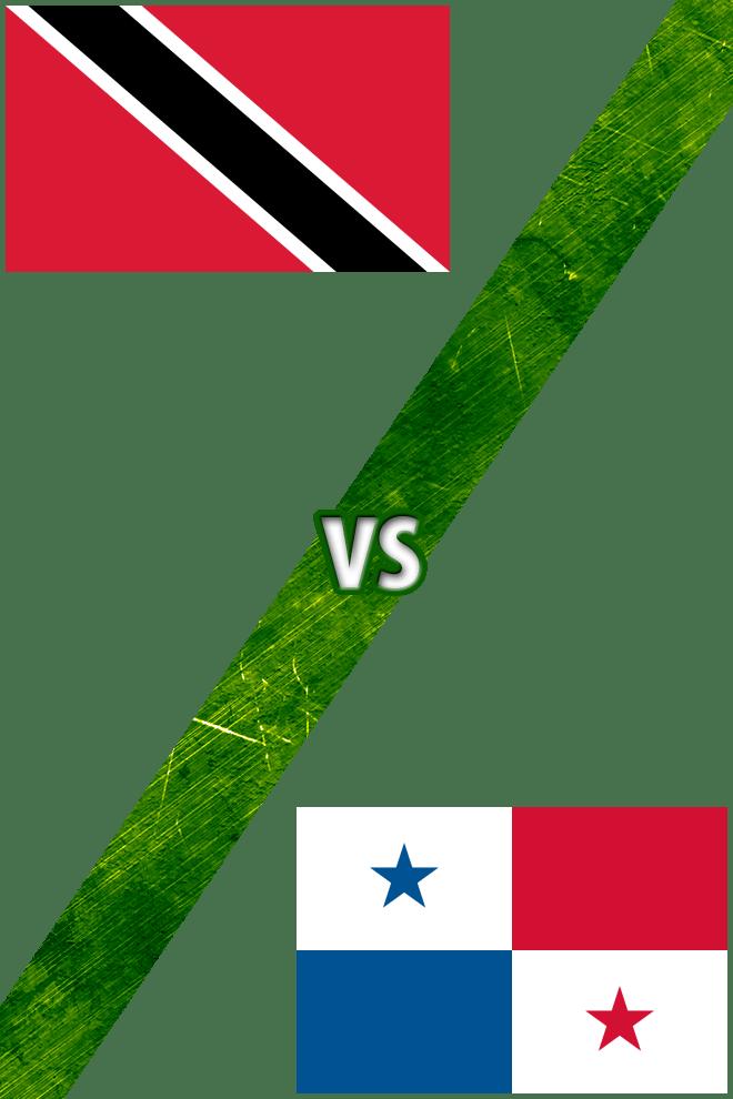 Poster del Deporte: Trinidad y Tobago vs. Panamá