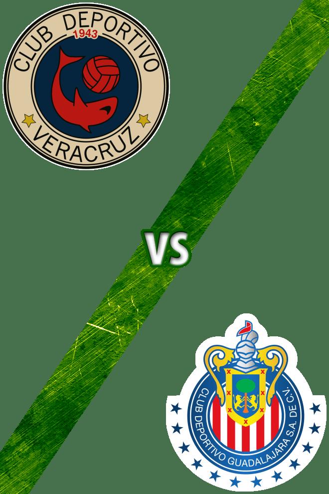 Poster del Deporte: Veracruz vs. Guadalajara
